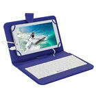 """iRULU eXpro6 7"""" Android 7.0 Nougat 16GB 3G GPS Silver Tablet PC with Keyboard"""