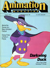 ANIMATION MAGAZINE Vol.5 #2 NM 1991 Darkwing Duck Disney *Ships Free w/$35 Combo