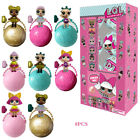 1/4/8PCS LOL Lil Outrageous 7 Layers Surprise Ball Series Doll Blind Mystery Toy