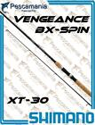 Shimano spinning rod Vengeance BX-Spinning black bass pike sea bass trout