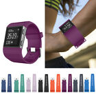 Various Soft Silicone Replacement Wristband Strap W/ Tool Kit for Fitbit Surge