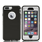 For iPhone 8 - 8 Plus Case [Clip Fits Otterbox Defender] Holster