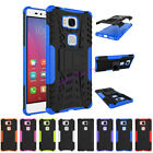 For Huawei Honor5X / GR5 Case Tough Rugged Armor Protective Cover with Kickstand