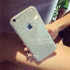 Fashion Luxury Bling Glitter Girl Shockproof  Case Cover For iPhone8 X 7Plus 6s