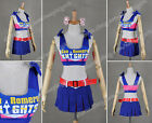 Lollipop Chainsaw Cosplay Juliet Costume Sexy Dress Slim Fit Wonderful For Girls
