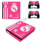Vinyl Decals For PlayStation 4 Slim PS4 Slim Stickers Console & Controller