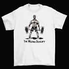 The Walking Dead Gym T-Shirt Unisex Funny Cotton TV Zombie Deadlift Halloween for sale  Shipping to South Africa