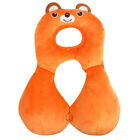 Soft UShaped Support Head Neck Baby Kids Pillow Headrest Travel Car Seat Cushion