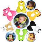 Soft UShaped Support Head Neck Baby Kids Pillow Headrest Tra