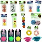 Dog Play Balls Rubber Chase Chew Fetch Bite Dog Toy Pet Dog Collapsible Pet Bowl