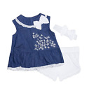 Wendy Bellissimo Eyelet Tank and Shorts Set NWT
