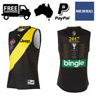 Official Puma Richmond Tigers Mens 2017 AFL Premiers Guernsey Jersey Limited Ed!