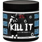 Rich Piana 5% Kill It Pre Workout 30 Servings 288g *All Flavours*
