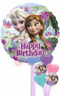 Frozen Happy Birthday - Inflated Birthday Helium Balloon Delivered in a Box