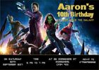 Personalised Guardians of the Galaxy Inspired Party Invites (Various Designs)