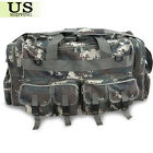 "30"" Large Men Duffle Bag Military Molle Tactical Cargo Gear Shoulder Bag Luggage"