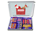 CHRISTMAS CHOCOLATE SELECTION BOX WITH FREE DELIVERY & PERSONAL MESSAGE IF REQ.
