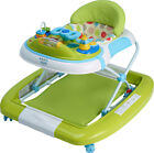 IB-Style 3 in 1 - Baby walker, rocker swing, and interactive play desk <br/> With stopping breaks - stair protection