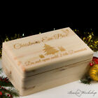 Christmas eve box, personalised box, decorated Christmas box, personalised box