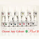 gelish polish colours - GELISH HARMONY - PART B Soak Off Gel Nail Polish Set UV Nail - Pick ANY Color
