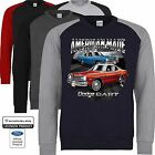 Licensed Genuine Dodge Dart Mopar Sweatshirt American V8 Classic Muscle Car $ USD