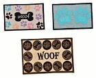 Loving Pets Bella Woven Placemat for Bowls Washable Non Slip Absorbent Place Mat