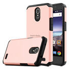 For ZTE Prestige 2/Sonata 3 Hybrid Shockproof Hard Rugged Armor Phone Case Cover