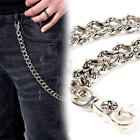 NewStylish Mens Fashion Casual Wear Antique Metal Thick Wallet chain