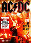 DVD + SIZE Large T-SHIRT AC/DC LIVE AT RIVER PLATE NEW 2011 FREE SHIPPING!
