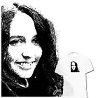 Joan Baez T shirt Bob Dylan Drawing of your favorite artist is available