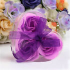 Party Decor Rose Soap Valentine's Day Gifts Wedding Favor Heart-Shaped