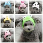 Внешний вид - 2018 Cats Dogs Cap Hat For Puppy Teddy Shapeshift cute small Animals Costume