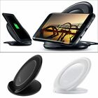 Qi Wireless Fast Charging Charger Dock Pad For iPhone X/Samsung S8 S7 Edge Note8