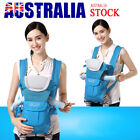 Ergonomic Infant Baby Carrier Adjustable Breathable Wrap Newborn Backpack Sling