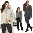 IMAN Global Chic Luxe Tweed Blazer 504388-J (XS-M)