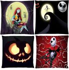 NIGHTMARE BEFORE CHRISTMAS CUSHION COVER JACK SKELLINGTON SINGLE SIDE