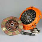 Centerforce Clutch Pressure Plate and Disc Set DF188801; Dual Friction Cast Iron