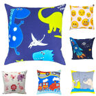Clearance Children's Kids Scatter Cushions with Filled Pads Boys Girls Décor