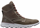 Timberland Men's Eagle Bay Tumbled Waterproof Leather Casual Lace Up Boot Olive