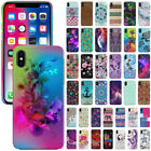 For Apple iPhone X 5.8 inch Design Protector Hard Back Protector Case Cover Skin  iphone x cases 5.8 2827136787454040 1
