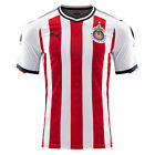 PUMA Men's Chivas 17/18 Promo Home Jersey Red/White 752772 01