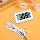 LCD Embedded Digital Thermometer For Fridges Freezer Aquarium FISH Home