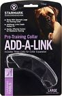 StarMark  Pro-Training Collars (2 Sizes and Added Link Options)