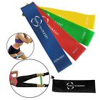Elastic Resistance Loop Bands Yoga Exercise Gym Fitness Workout Stretch  Physio