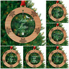 Personalised Couples First Christmas Together 1st Xmas Tree Decoration Mr Mrs