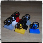 LEGO 3829 Car Steering Wheel & Stand Complete ~SELECT COLOUR & QUANTITY~