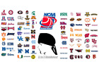 NCAA College Teams Traditional Tie-Back Unisex Surgical Scrub Hat Chemo Cap