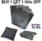 100 X Heavy Duty Strong Grey Mailing Bags Postal Packaging Bags Envelope Bags