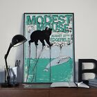 Modest Mouse Gig Print Poster Picture A3 A4 Johnny Marr