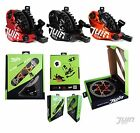 Juin Tech X1 Hydraulic Cable Pull Disc Brake 3 Colors Road or Cyclocross (CX)